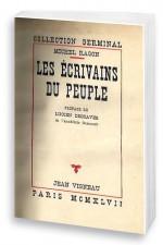 Les écrivains du peuple